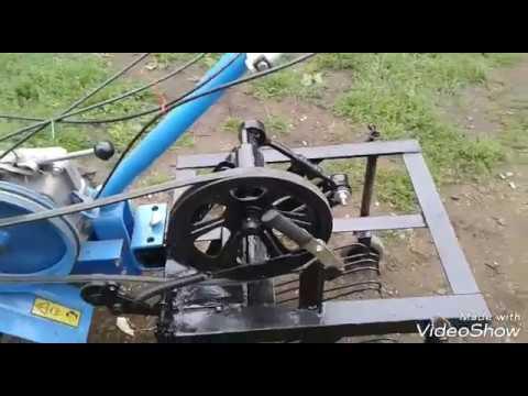 Картофелекопатель для мотоблока своими руками размеры чертеж видео