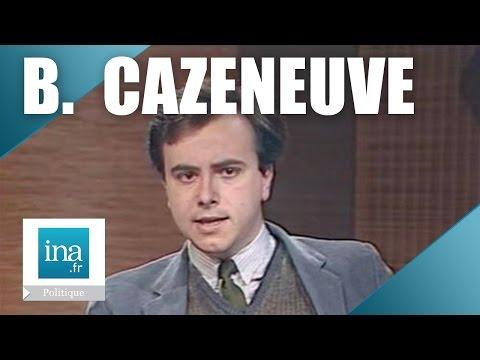 La 1ère télé de Bernard Cazeneuve | Archive INA