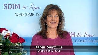 Review from Karen Santilla. Guest since 2018 | SDIM & Spa