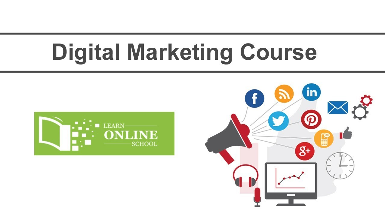 Digital Marketing Course in Rawalpindi & All Pakistan