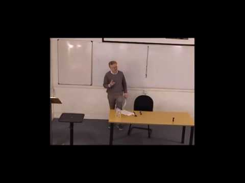 "Timothy Williamson (University of Oxford): ""Counterfactuals and Thought experiments"""