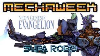 Mechaweek 2: Neon Genesis Evangelion