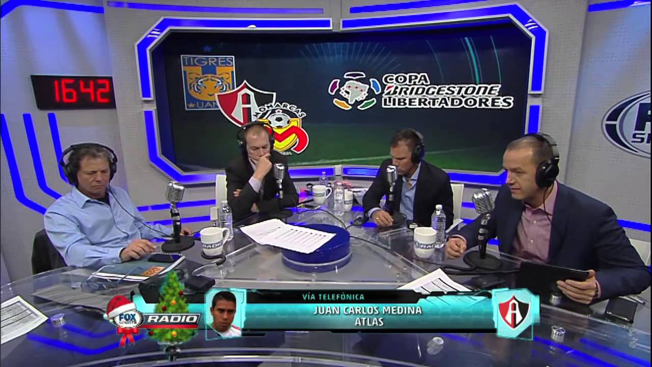 R Fox Sports Juan Carlos Medina en ...