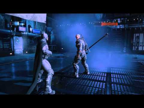 Битва с Дефстроуком ( Deathstroke ) Batman Arkham Origins