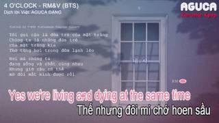 [Karaoke Việt] 4 O'CLOCK - RM&V (BTS)