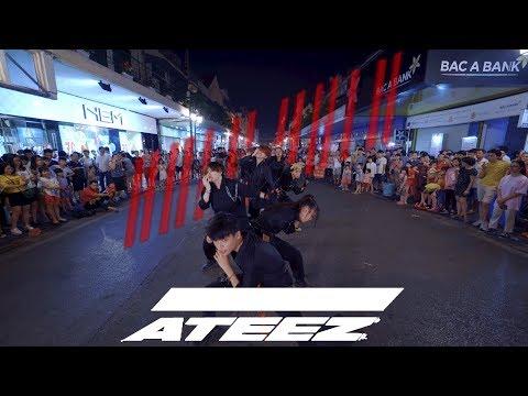 [KPOP IN PUBLIC] ATEEZ(에이티즈) - 'HALA HALA (Hearts Awakened, Live Alive)' Dance Cover By The D.I.P