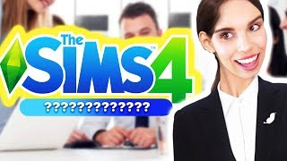 I pitched my Game Pack idea to The Sims 4 producers!