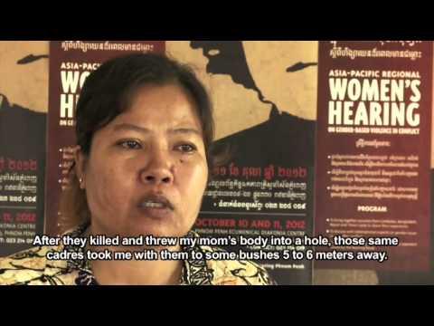 Asia Pacific Regional Women's Hearing 2012