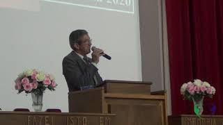 Apocalipse 3.14-22 - Presbítero Obedi