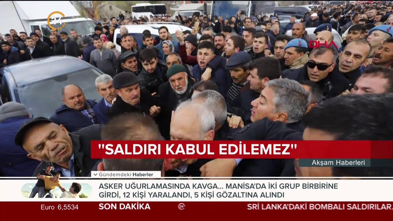 Soylu'dan Kemal Kılıçdaroğlu'na yönelik saldırıya ilişkin açıklama
