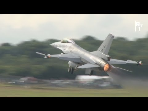 RIAT - Rennes Airshow / Le Film (chapitres) [Full HD]