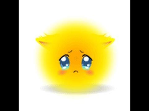 Анимация грусть