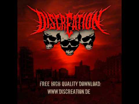 Discreation - Walking Ghosts
