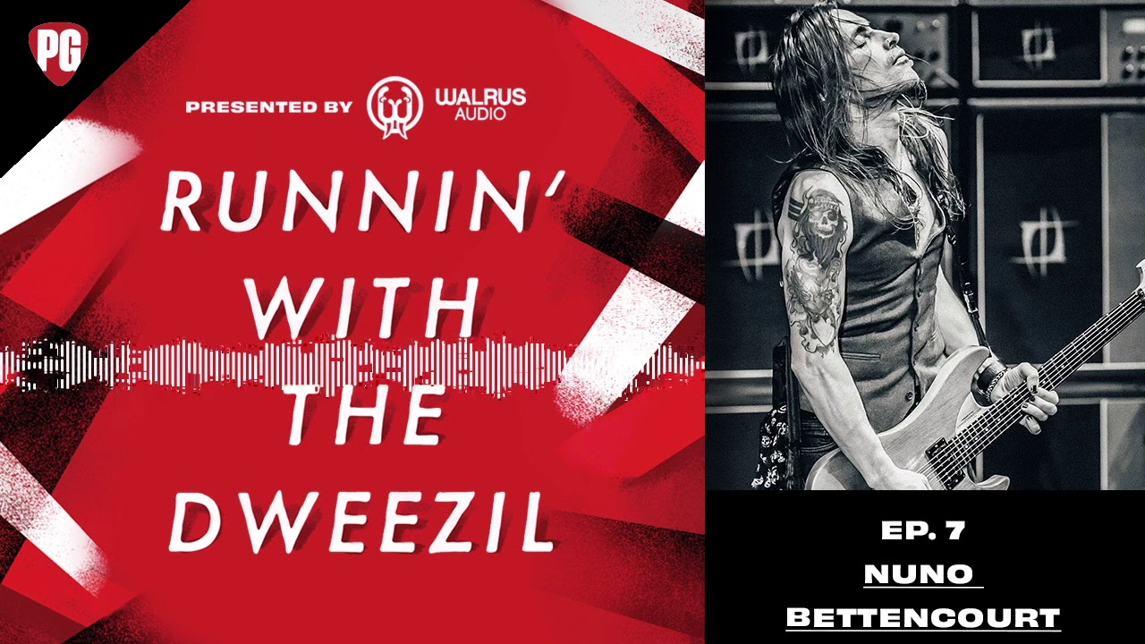 The Greatest Guitar Riff of All Time was Written on Piano | Runnin' With the Dweezil Podcast