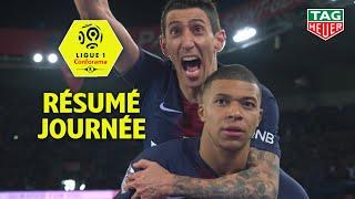 Résumé 29ème journée - Ligue 1 Conforama / 2018-19