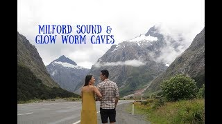 MILFORD SOUND & GLOW WORM CAVES