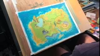Time-Lapse Mapping of Robinson Crusoe