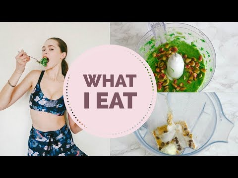 What I Eat In A Day | Holistic Nutritionist, Mommy, Model | Summer Edition 2017