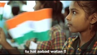 Aabad Watan - Cutest Independence day Song EVER!! - Adil Shakeel