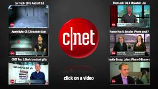 This week on YouTube - CNET TV