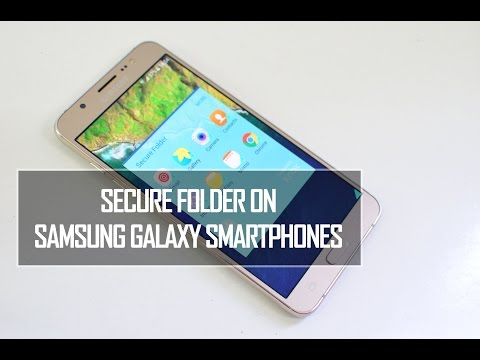 Secure Folder and S Secure on Samsung Galaxy Smartphones