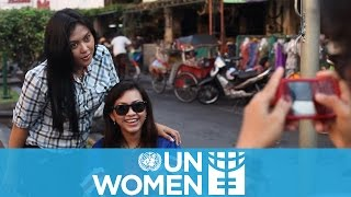 Empowering Women - Empowering Humanity: Picture It!