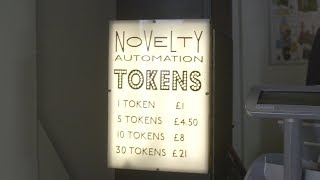 Inside London's Wackiest Arcade   STORE CRAZY