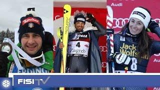Manfred Moelgg, Goggia, Windisch: trio di successo