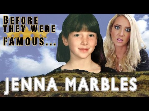 Thumbnail: Jenna Marbles - Before They Were Famous