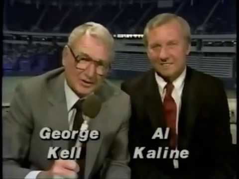 WDIV Detroit: April 3, 1984: George & Al on Opening Day
