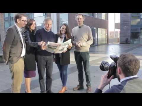 Limerick Voice newspaper Launch