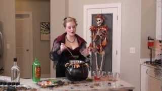 Witches Brew | Halloween Drink Ideas