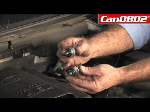 Changing Fuel Pressure Regulator - YouTube