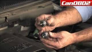 Changing Fuel Pressure Regulator
