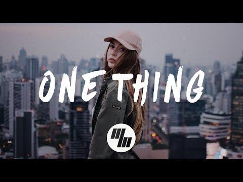 San Holo - One Thing (Lyrics / Lyric Video)