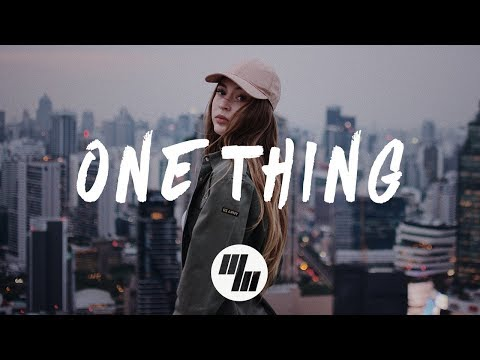 San Holo - One Thing (Lyrics / Lyric Video)