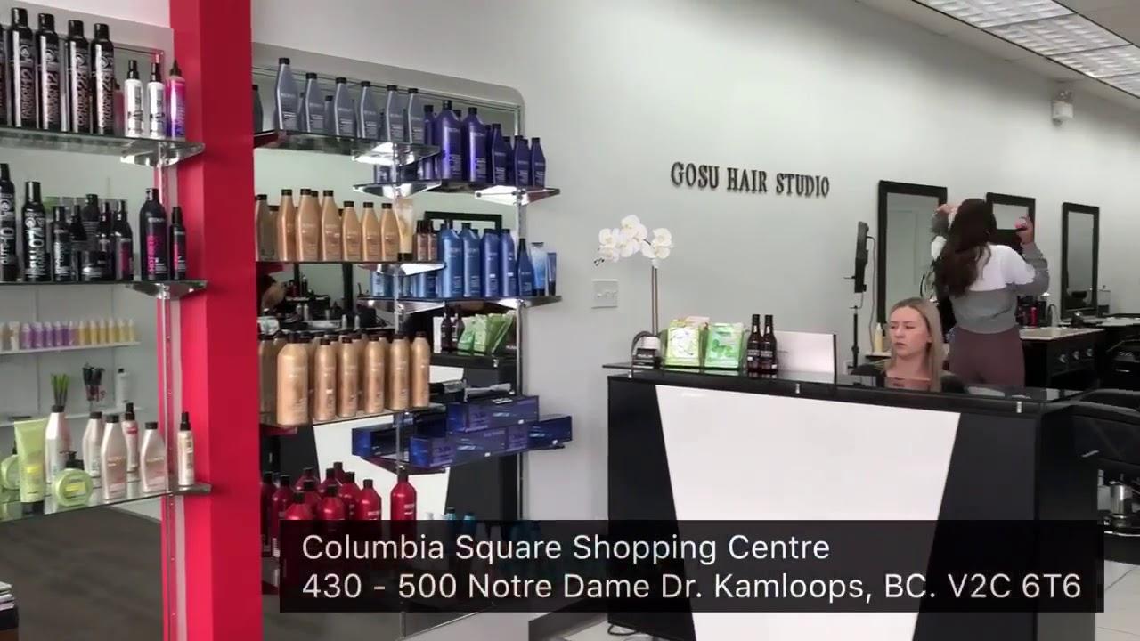 Gosu Hair Studio Youtube