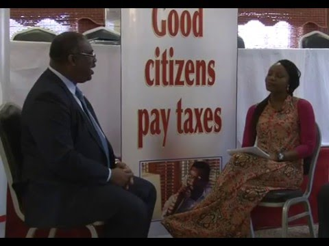 Tax Matters S16E13 - INTERVIEW WITH EXECUTIVE CHAIRMAN FEDERAL INLAND REVENUE SERVICE [FIRS]