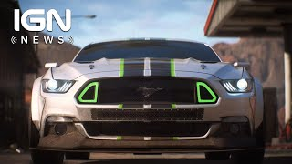 Need for Speed Payback Free Roam Mode Available Tomorrow - IGN News