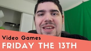 Friday the 13th Video Game thumbnail picture.