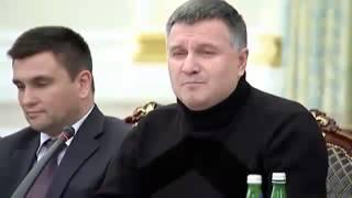 """Аваков и Саакашвили """"Бе-бе-бе-бе"""" (прикол дня, лучший прикол, самое прикольное)"""