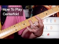 Download 'Centerfold' J. Geils Band Guitar Lesson MP3 song and Music Video