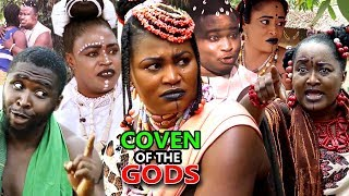 Coven Of The Gods Season 12 NEW MOVIE - Chizzy Alichi 2019 Latest Nollywood Epic Movie