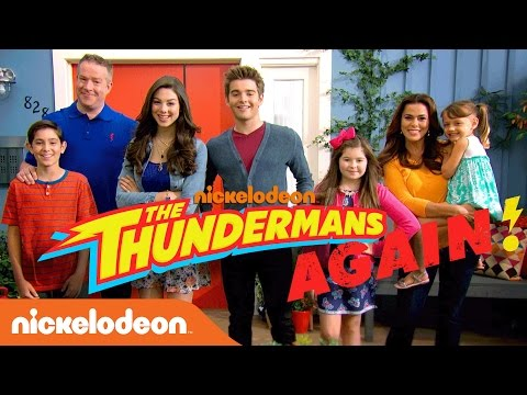 The Thundermans | Theme Song (Extended Karaoke Version) | Ni
