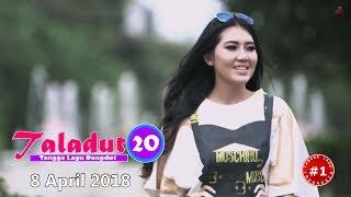 Tangga Lagu Dangdut  (8 April 2018)