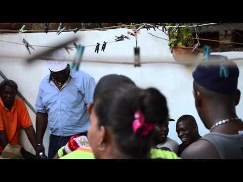 Cuba - Tamborero Kick Starter Campaign RC1