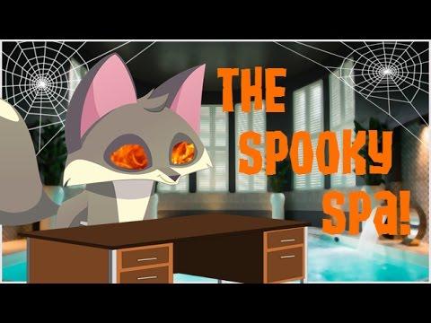 The Spooky Spa! (Animal Jam Skit)