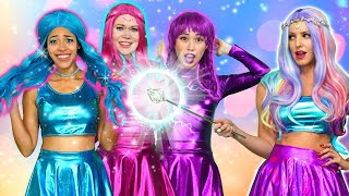 THE SUPER POPS - A DREAM MUSIC VIDEO MAGIC HAIR CUT amp SONG Totally TV Videos for Teens