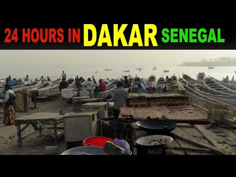 A Tourist's Guide to Dakar, Senegal