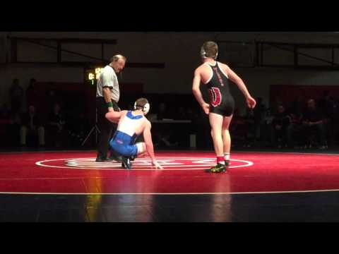 Westview's Joey Coste earns late takedown to defeat Hillsboro's Peyton Bell